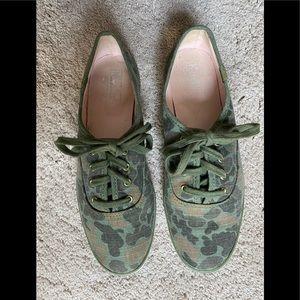 Keds Camo Sneakers